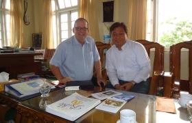 Dr. Rev Sam Son of the KBC, Myanmar