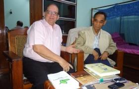 Education Director for KIO, Myanmar