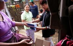 Book distribution, Myanmar