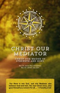 20 - Christ Our Mediator Cover - front