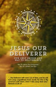 21 - Jesus our Deliverer Cover - front