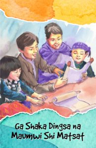 18 OT Kachin Childrens Stories