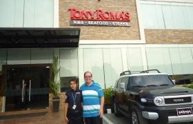 New Tony Roma's, Rangoon, Myanmar